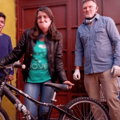 ONG Voy en Bici Argentina
