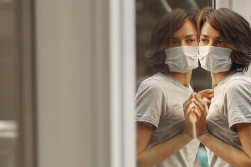 jóvenes en pandemia